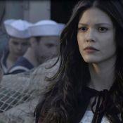 'Tempo de Amar': sem saber, Maria Vitória embarcará em um navio com uma bomba