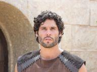 Reta final da novela 'O Rico e Lázaro': ao ajudar doente, Asher fica leproso