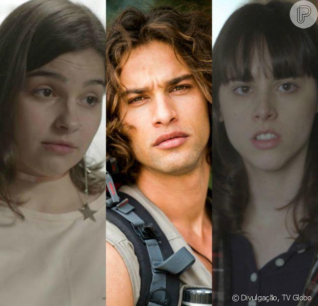 Na novela 'Malhação', Keyla (Gabriela Medvedovski) e Lica (Manoela Aliperti) romperão a amizade após a mãe de Tonico souber que a amiga já ficou com Deco (Pablo Morais)
