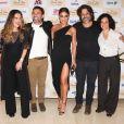 Juliana Paes arrasa na pré-estreia de 'Dona Flor e Seus Dois Maridos' em São Paulo, nesta quarta-feira, 8 de novembro de 2017