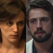 'O Outro Lado do Paraíso': apaixonada por Patrick, Clara se volta contra Renato