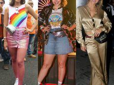 Do Carnaval ao Natal: tendência das pochetes segue forte entre as famosas.Fotos!
