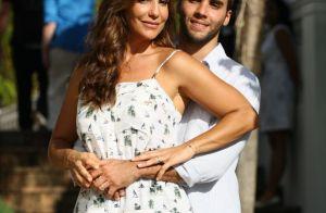 Ivete Sangalo faz campanha para marido aceitar se casar: 'Diz que não precisa'