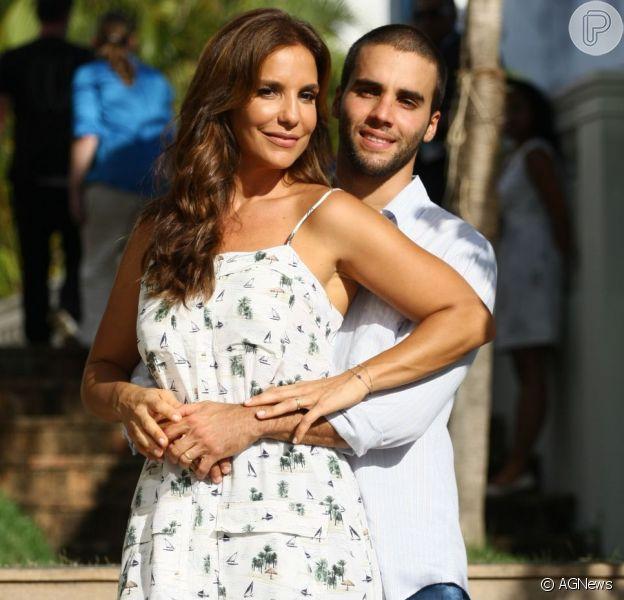 Ivete Sangalo entregou a vontade de ter um casamento tradicional com o marido, Daniel Cady