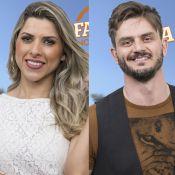 Ana Paula Minerato avalia romance com Marcos em 'A Fazenda': 'A gente se gostou'