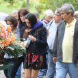 A cerimônia de velório foi realizada no Cemitério Parque da Colina, em Niterói