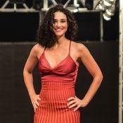 Débora Nascimento, grávida, conta que recebe muitos 'palpites e mão na barriga'