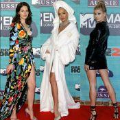 Lana Del Rey, Rita Ora e Baldwin deixam pernas à mostra no MTV EMAs. Mais looks!