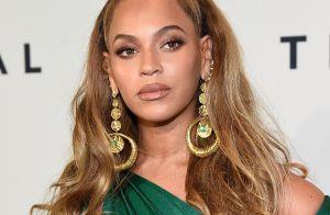 Cinco meses após nascimento, gêmeos de Beyoncé são fotografados pela 1ª vez