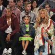 Beyoncé e Jay-Z também são pais de Blue Ivy, de 5 anos