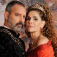 Severo (Floriano Peixoto) anuncia que Marion (Helena Fernandes) será mandada para a vila, no capítulo de sexta-feira, 24 de novembro de 2017, da novela 'Belaventura'