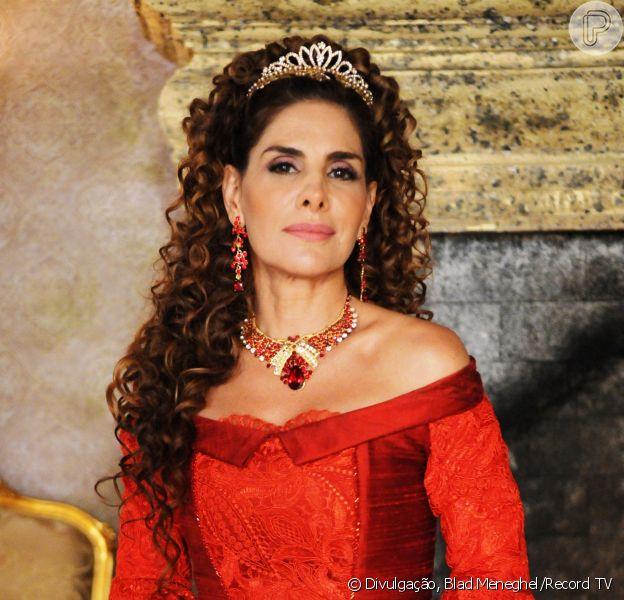 Marion (Helena Fernandes) confirma que Arturo (José Victor Pires) não é seu filho, pois deu à luz filho morto e o garoto é um bebê roubado, no capítulo de quarta-feira, 22 de novembro de 2017, da novela 'Belaventura'