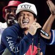Segundo a revista 'Forbes', Bruno Mars faturou US$ 40 milhões até junho deste ano