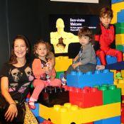 Mãe de 3, Luana Piovani planeja adoção de duas irmãs: 'Conhecemos em ONG'