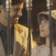 Sem saber que Maria Vitória está no Brasil, Inácio (Bruno Cabrerizo) casará com Lucinda (Andreia Horta), no capítulo que vai ao ar no dia 24 de novembro de 2017, na novela 'Tempo de Amar'