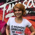 Isabella Santoni avalia eliminação no 'Dança dos Famosos' em postagem nesta segunda-feira, dia 13 de novembro de 2017