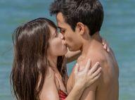 'Malhação': veja fotos do primeiro beijo de Benê e Guto no Rio de Janeiro