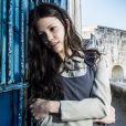 Na novela 'Tempo de Amar', Maria Vitória (Vitória Strada) ficará inconsolável ao saber que a sua mãe nunca morreu