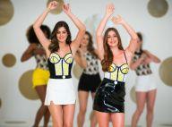 Marina Ruy Barbosa dança e exibe sintonia com Camila Queiroz em campanha. Fotos!