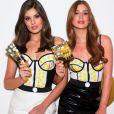 Marina Ruy Barbosa e Camila Queiroz vão cantar e dançar na nova propaganda da Pantene
