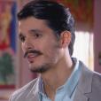 Doutor André (Bruno Lopes) se declara para Cecília (Bia Arantes) e diz que a ama, no capítulo que vai ao ar terça-feira, dia 21 de novembro de 2017, na novela 'Carinha de Anjo'