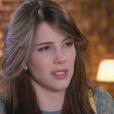 Cecília (Bia Arantes) afirma a André (Bruno Lopes) que não deseja ficar com ele e nem com ninguém, no capítulo que vai ao ar terça-feira, dia 21 de novembro de 2017, na novela 'Carinha de Anjo'