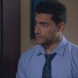 Gustavo (Carlo Porto) vai até a casa de Cecília (Bia Arantes) para que os dois tenham uma conversa sobre o fim do namoro, no capítulo que vai ao ar quarta-feira, dia 22 de novembro de 2017, na novela 'Carinha de Anjo'