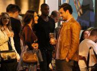Joaquim Lopes curte bar com Yanca Guimarães, bailarina apontada como affair