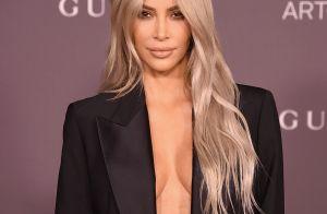 Kim Kardashian deixa escapar sexo do terceiro filho com Kanye West: 'Uma menina'