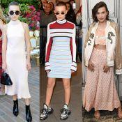 Fashionista aos 13: confira o estilo de Millie Bobby Brown, de 'Stranger Things'