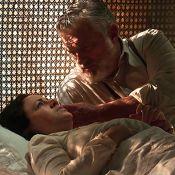 'Tempo de Amar': mulher de Conselheiro morre ao ver marido com Celeste Hermínia