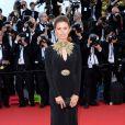 Victoria Bonia veste Alexander McQueen no tapete vermelho do Festival de Cannes 2014