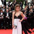 Adèle Exarchopoulos veste Louis Vuitton no tapete vermelho do Festival de Cannes 2014