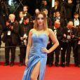 Suzana Pires veste André Lima no tapete vermelho do Festival de Cannes 2014