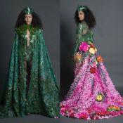 Monalysa Alcântara homenageia Amazônia com look de R$30 mil no Miss Universo