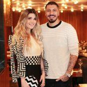 Aline Gotschalg e Fernando Medeiros confirmam fim de casamento: 'Não julguem'