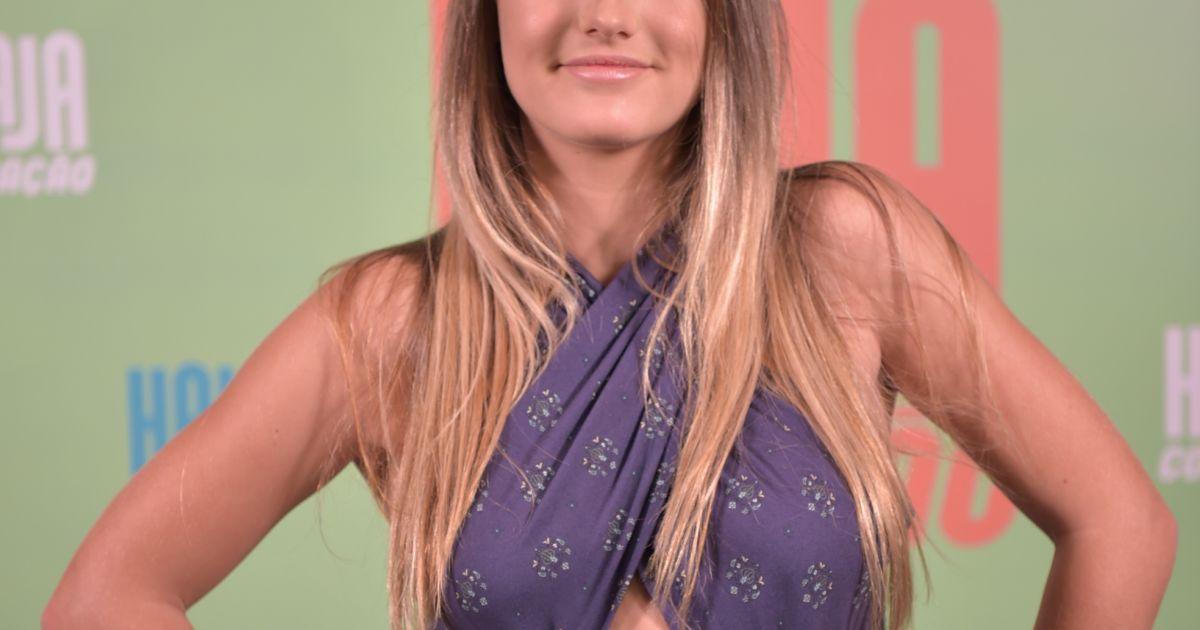 75ec5f8e81b74 A atriz Bruna Griphao deu vida a Carol na novela  Haja Coração  - Purepeople