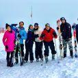 Luan Santana relembrou as férias com a namorada: 'Ano passado a gente foi para a Suíça, não conhecia a neve, foi a primeira vez'