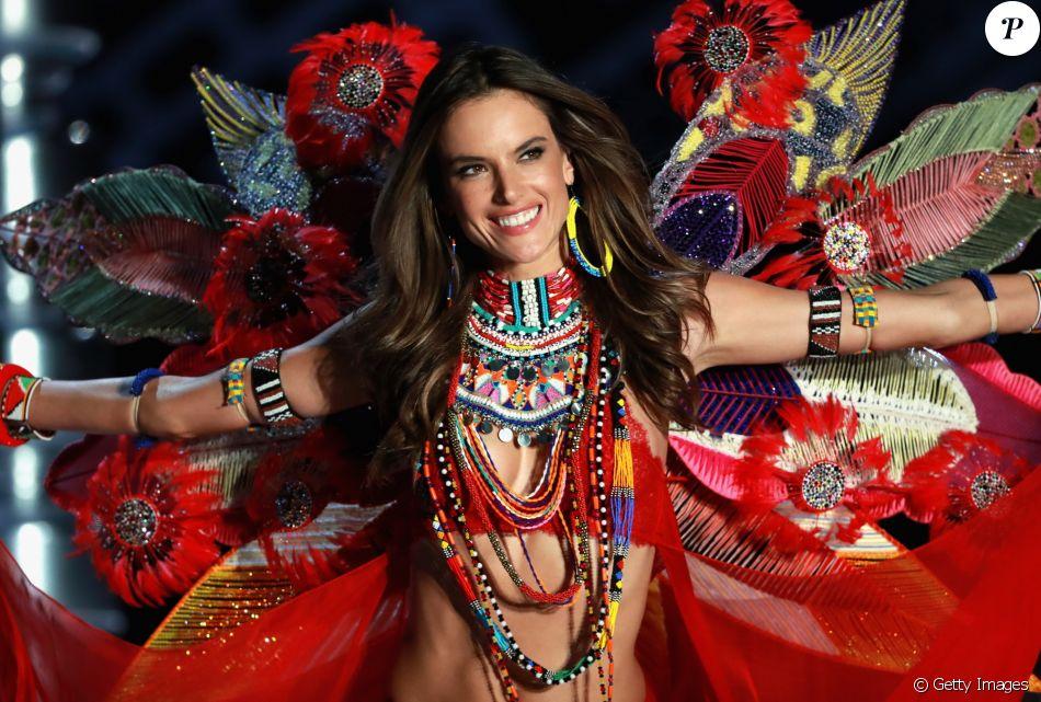 33ce6149a Despedida de Alessandra Ambrosio marca Victoria s Secret Fashion Show nesta  segunda-feira