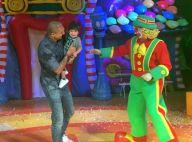 Fernando Medeiros leva filho, Lucca, ao circo após anunciar fim do casamento