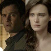 'O Outro Lado do Paraíso': Gael lê falso bilhete deixado por Clara. 'Adeus'