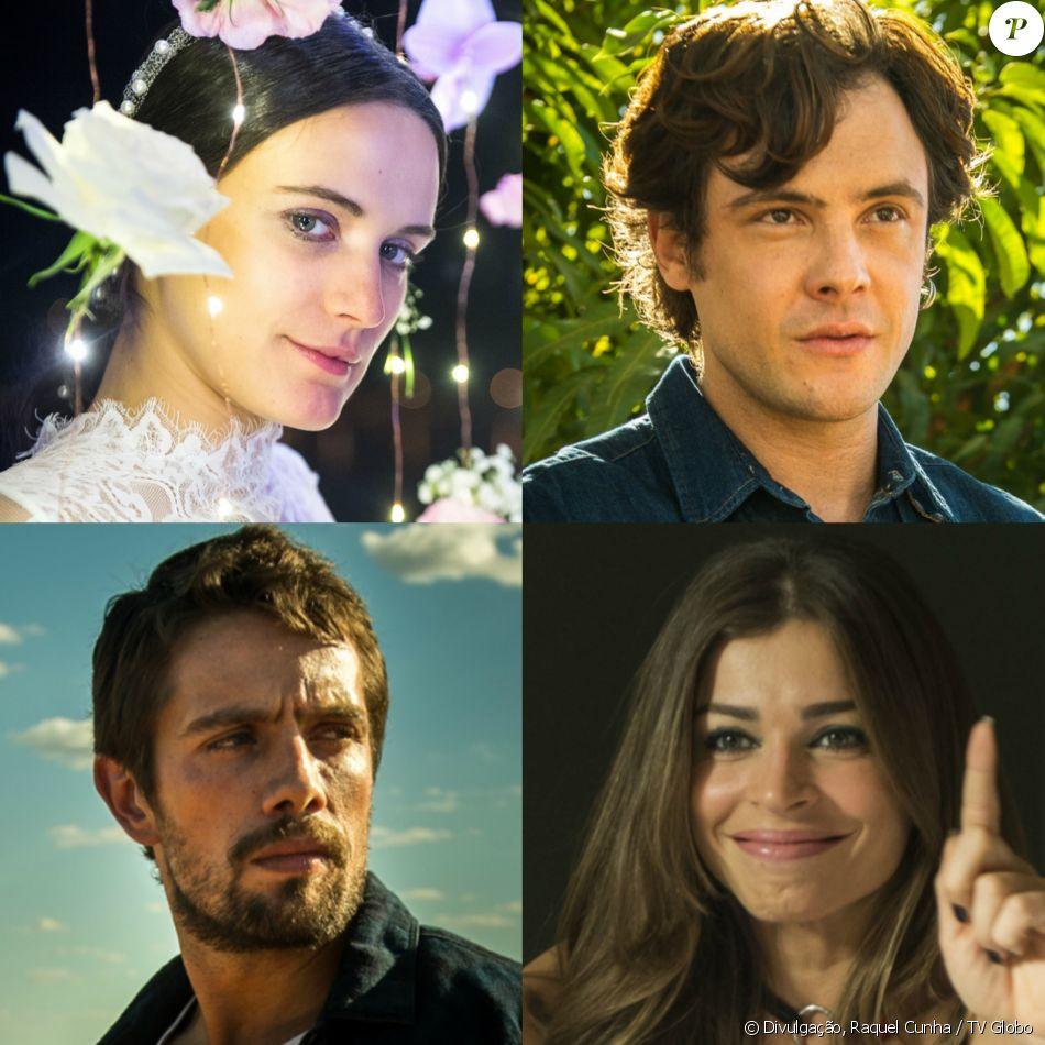 Clara (Bianca Bin), Gael (Sergio Guizé), Renato (Rafael Cardoso), Lívia (Grazi Massafera) e outros personagem terão mudanças na novela 'O Outro Lado do Paraíso'. Veja!