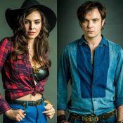 'O Outro Lado do Paraíso': Aura fala mal de Clara e apanha de Gael.'Não me bate'