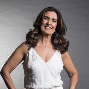 Fátima Bernardes responde elogio por superar bem separação: 'O baile foi longo'
