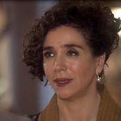 'Tempo de Amar': após descobrir segredo, Celeste termina namoro com Conselheiro