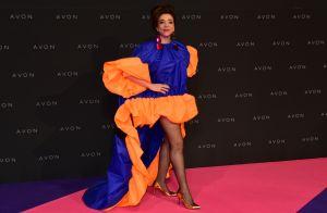 Marisa Orth chama atenção em prêmio com look extravagante. Veja mais produções!