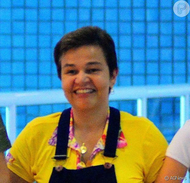 'Claudia Rodrigues não tem mais perigo de cegueira', afirma empresária ao Purepeople, nesta sexta-feira, 23 de novembro de 2017