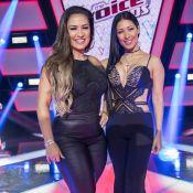 Simone emagrece para ser jurada do 'The Voice Kids':'Vestindo um número a menos'