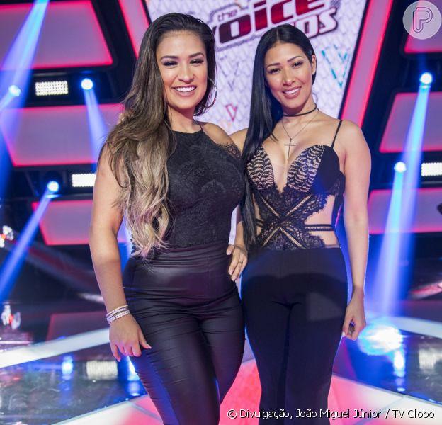 Simone, dupla com Simaria, emagreceu para ser jurada do 'The Voice Kids': 'Queria ficar bem para aparecer na TV'