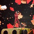 Katy Perry aposta em efeitos especiais e interação com a plateia nos shows da turnê 'Witness: The Tour'